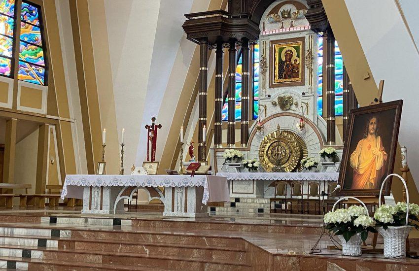 Kościół MB Królowej Polski wElblągu (19)