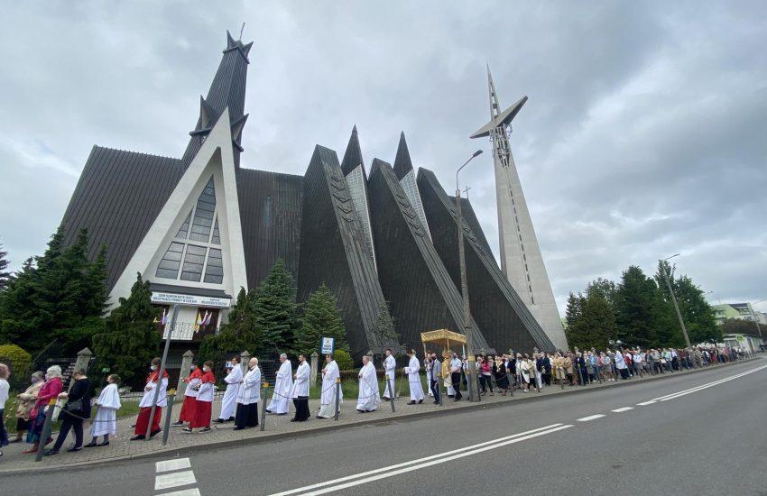 Kościół MB Królowej Polski wElblągu (20)