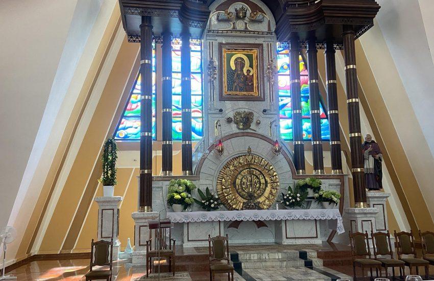Kościół MB Królowej Polski wElblągu (21)