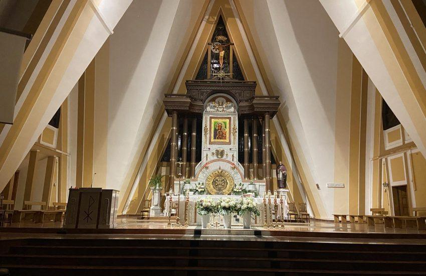 Kościół MB Królowej Polski wElblągu (33)