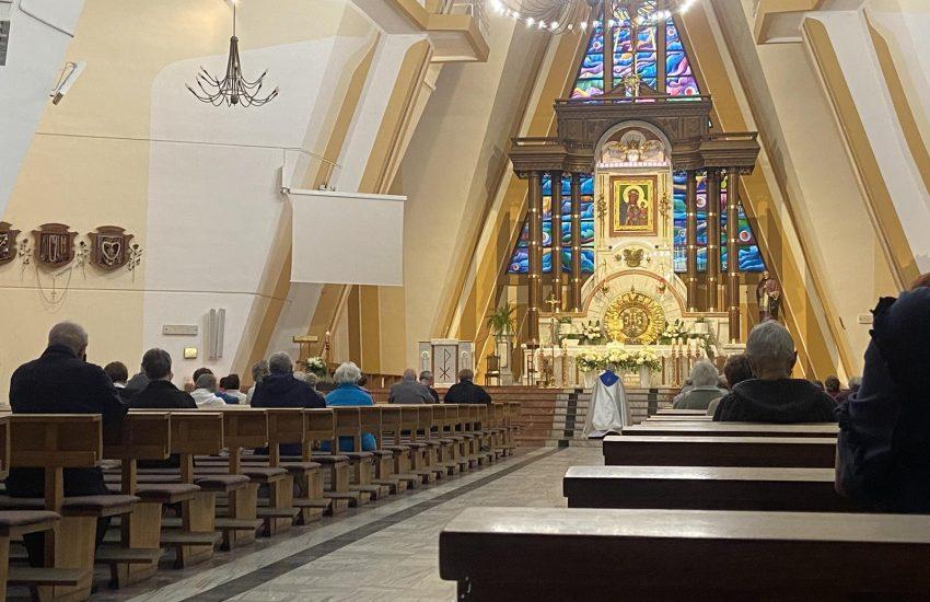 Kościół MB Królowej Polski wElblągu (34)