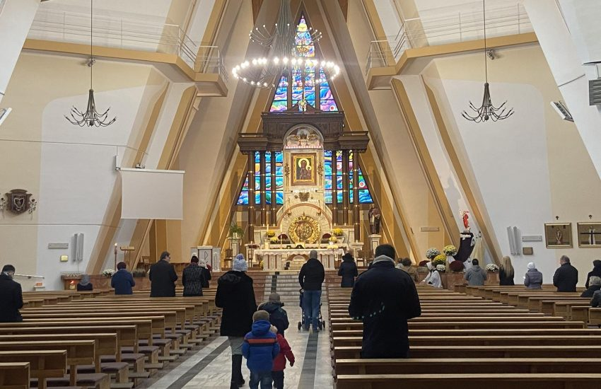 Kościół MB Królowej Polski wElblągu (39)